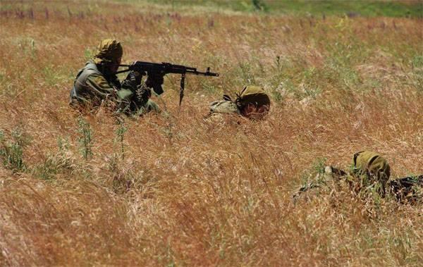 """Киев сообщает об исчезновении украинского полковника в зоне """"АТО"""""""