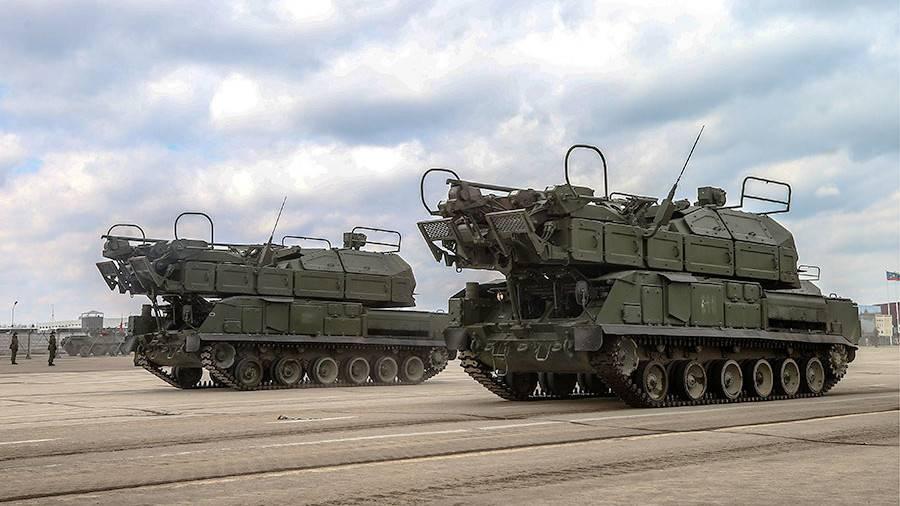 Назащиту южных рубежей РФ встали новые ЗРК «Тор-М2У»