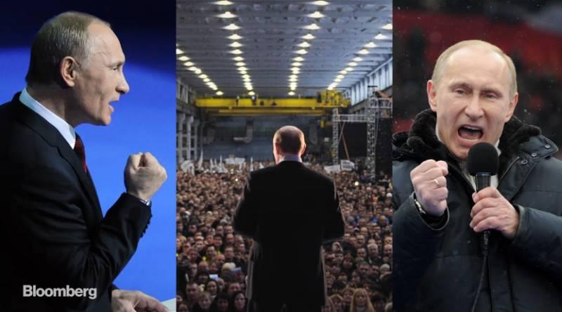 Проект «ЗЗ». Боязнь всего нового: Путин никуда не уйдёт