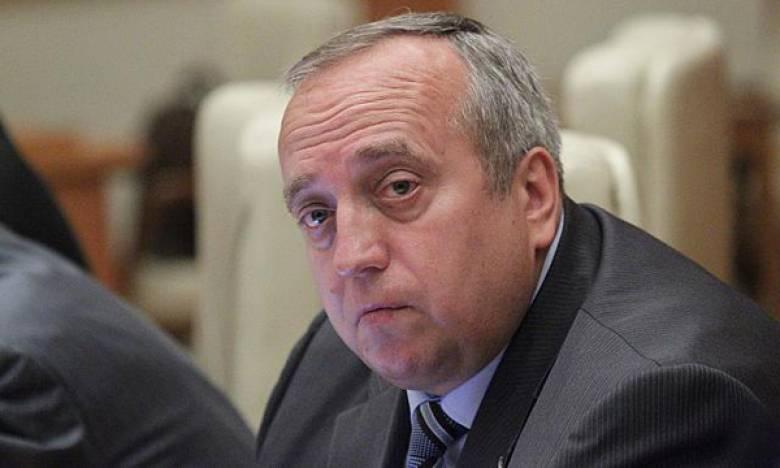 Клинцевич: РФ может посоветовать США поискать других поставщиков запчастей для вертолетов в Афганистане