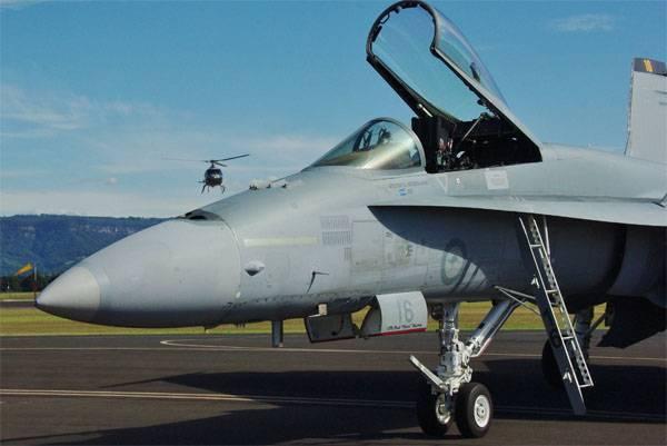 Австралия объявила о обновлении авиаударов вСирии