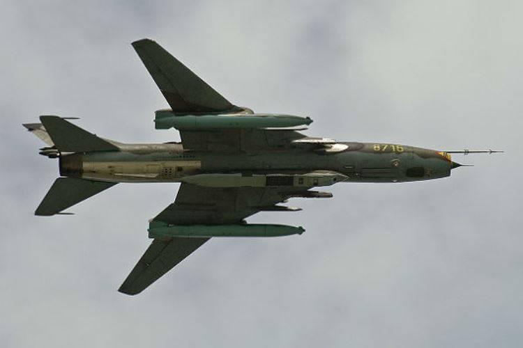Еще один сирийский самолет рискнул приблизиться к позициям SDF