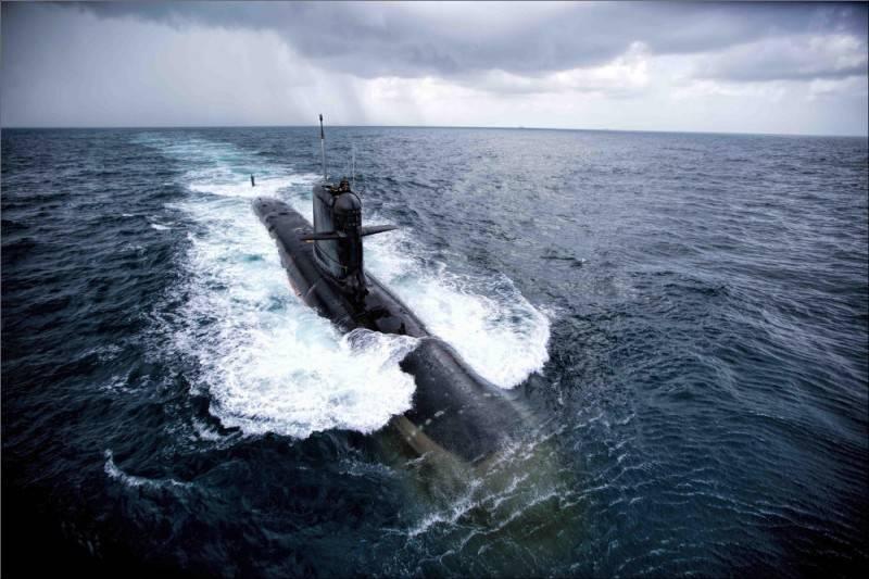 Подлодки Scorpene для ВМС Индии не будут оснащаться воздухонезависимыми энергоустановками