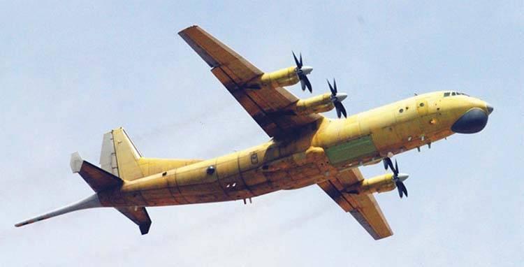 КНР перебросила противолодочные самолеты в район Южно-Китайского моря