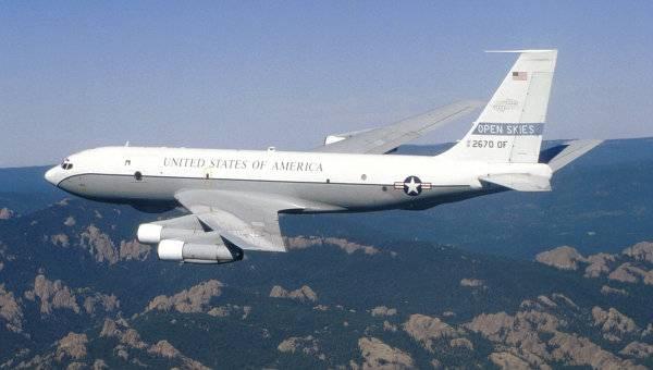 Наблюдательный полет США и Украины не состоялся по причине поломки американского самолета