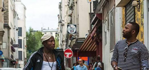 Французские СМИ: Как русские в Париже бандитов гоняли