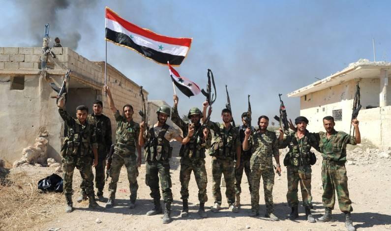 Сирийские войска впервые отбили у ИГ* часть провинции Дейр-эз-Зор
