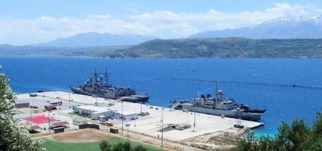 США и Греция намерены продлить соглашение по военной базе на Крите
