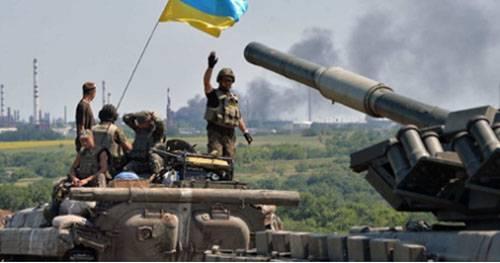 """НМ ДНР: В районе Авдеевки идёт бой между ВСУ и """"Правым сектором"""""""