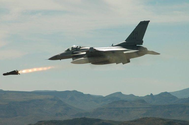 Коалиция США расширила географию полетов вСирии