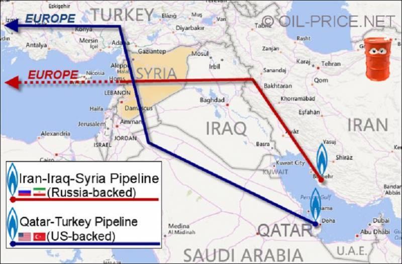 Коалиция США вновь расширила географию полетов вСирии