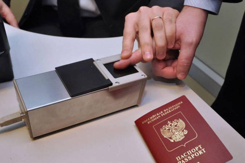 Уже совсем скоро при въезде в Украину гражданам России придется оставлять отпечатки своих пальцев