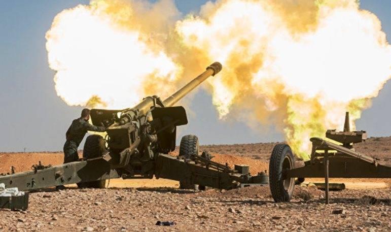 Несколько сирийских снарядов вновь упали на израильскую часть Голан