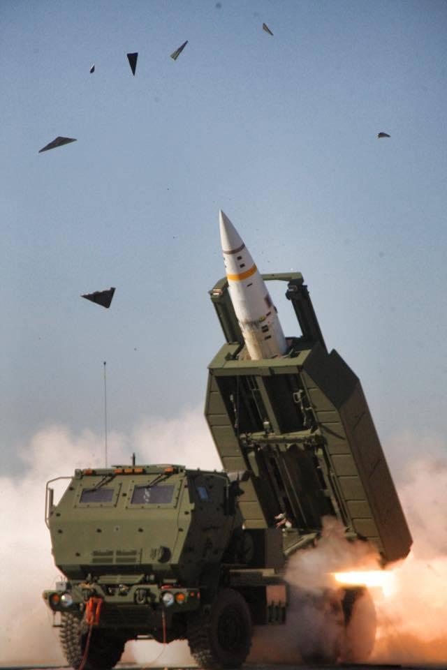 Die USA bereiten sich auf die Einführung einer modernisierten taktischen ATACMS-Rakete vor