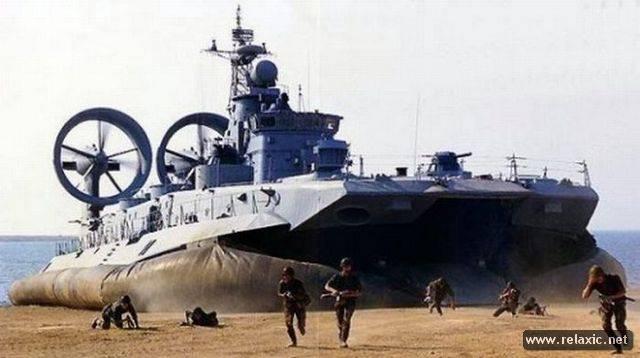 В Российской Федерации возобновят производство судов навоздушной подушке