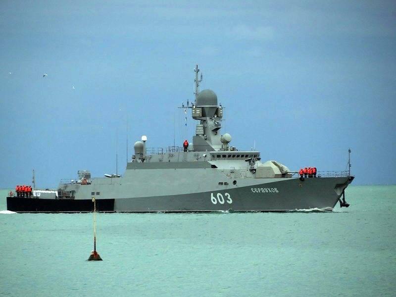 Спрос на российские корабли вырос после похода авианосной группы к берегам Сирии