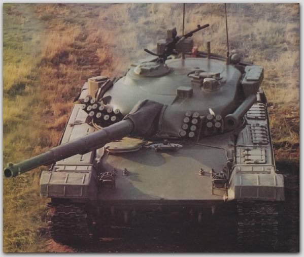 Основной боевой танк М-91 «Вихор» (Югославия)