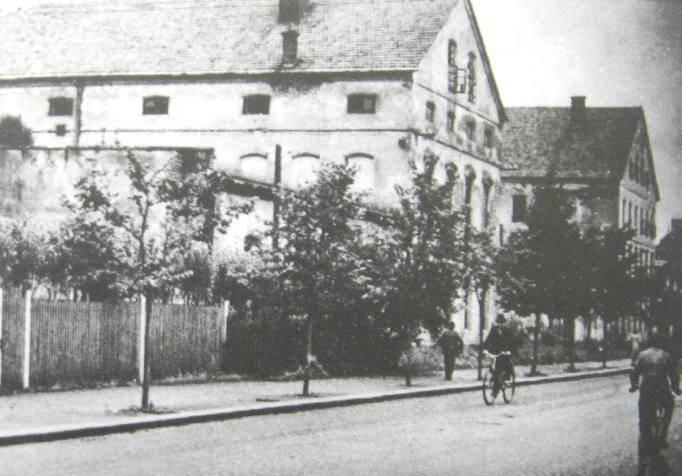 Бой за Чаянковы казармы 14.03.1939 г. – сопротивление при оккупации Чехии гитлеровской Германией