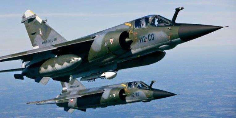 法国正在协商将退役战士Dassault Mirage F.1出售给私人业主