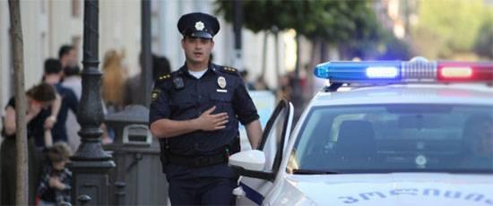 Грузия: Наша система безопасности переведена на евроатлантические стандарты