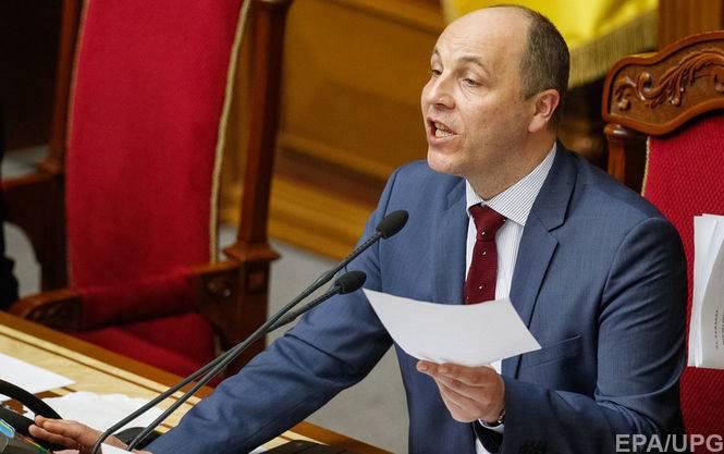 """Парубий: Строительство трубопровода """"Северный поток-2"""" даст повод для вторжения ВС РФ на Украину"""