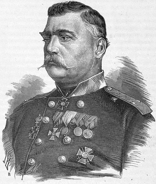 Dramdag y batallas dayarskoy. El fracaso del ejército ruso en Zivin.