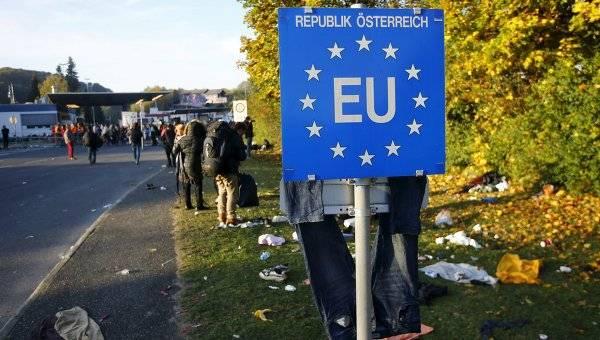 이민 정책은 유럽 연합을 파괴 할 것입니다