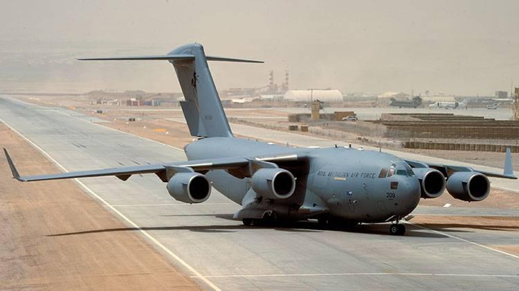 США заключили с Индией контракт на 366 млн. долларов