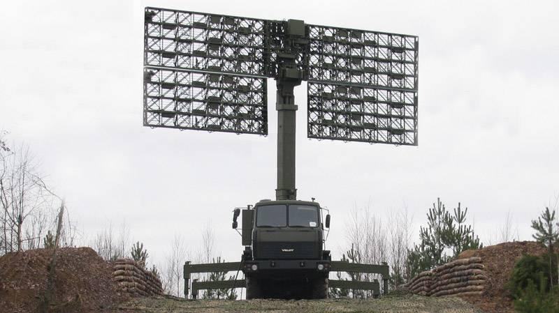 वोस्तोक- 3D परिवार (बेलारूस गणराज्य) के रडार स्टेशन