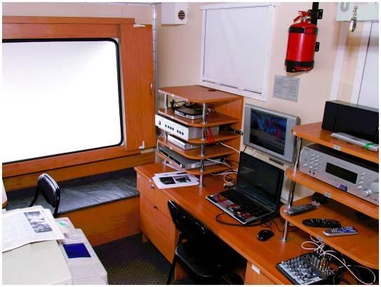 Подвижный информационный центр ИЦ-2006 (Республика Беларусь)