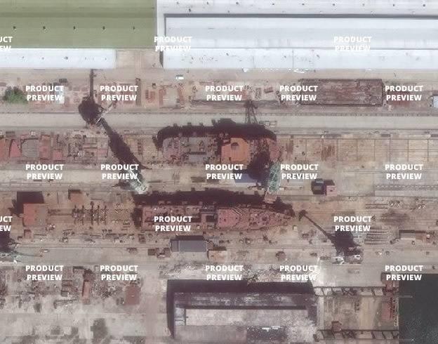 Постройка кораблей в Керчи