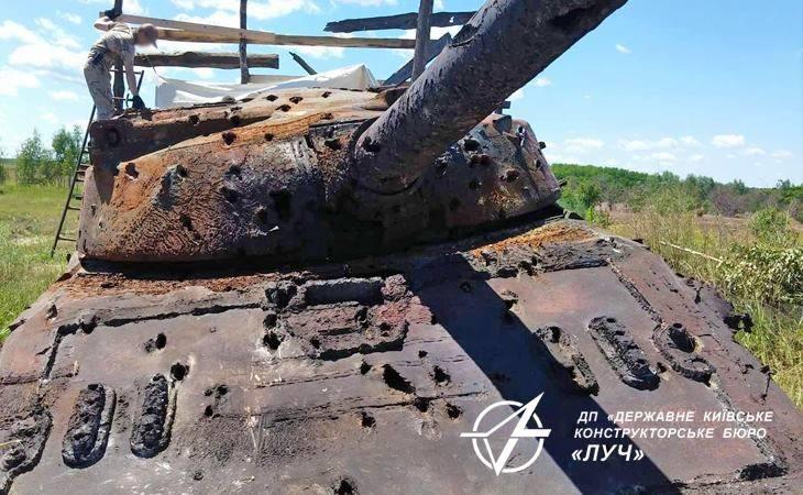 """Украина испытала переносной ракетный комплекс """"Корсар"""""""