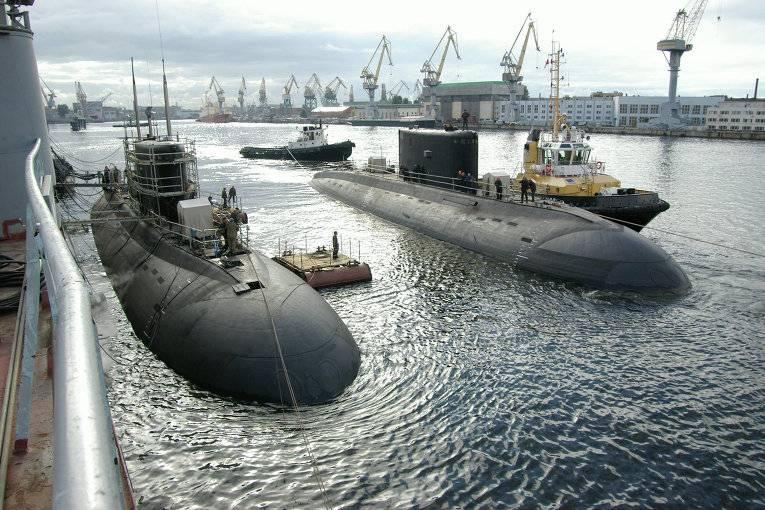 Индонезия, Филиппины иТаиланд хотят приобрести уРФ подлодки проекта «Варшавянка»
