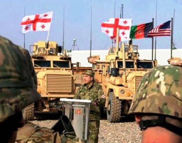 Правительство Грузии продлило миссию в Афганистане на 2 года