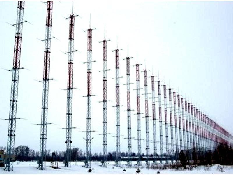 Модернизированная РЛС «Подсолнух» адаптирована к условиям Арктики