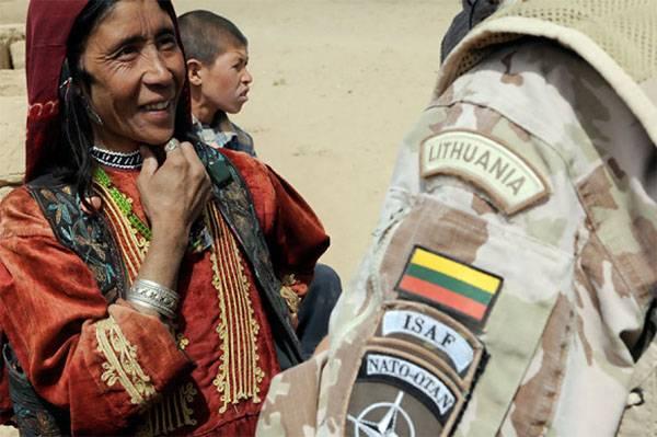 Литва отправит в Афганистан больше военнослужащих