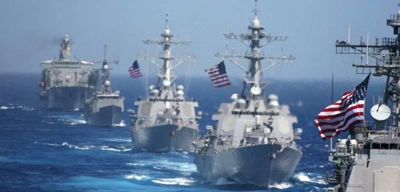 США собрались обслуживать корабли Седьмого флота в портах России