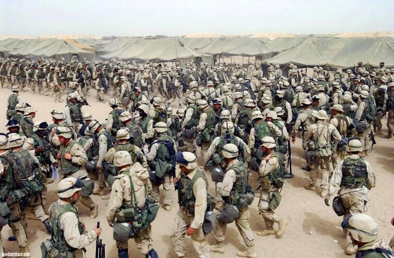 Фильм о событиях второй войны в Ираке в 2003 году