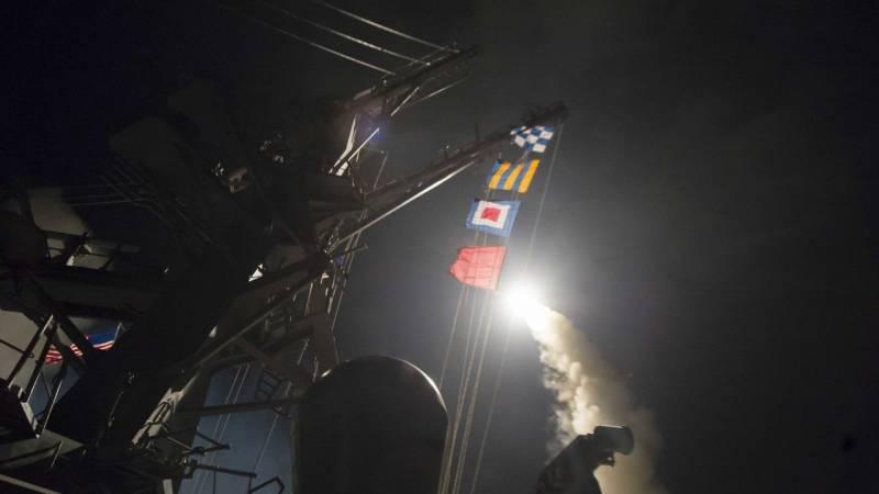 Американские удары по Сирии: в интересах «самообороны»