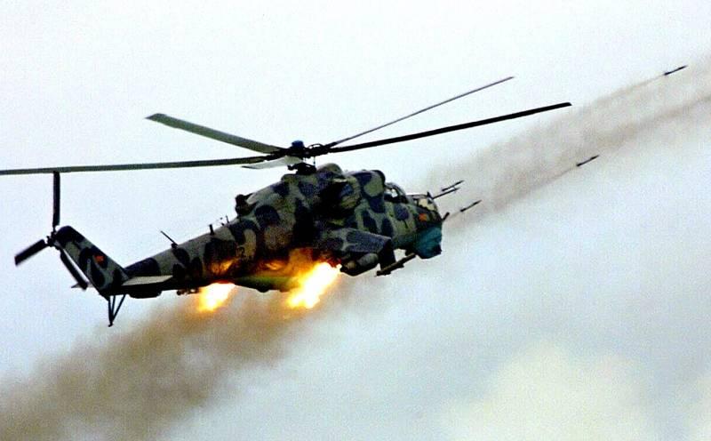 «Разъярённые осы» ВКС ведут охоту на ИГИЛ в Хаме