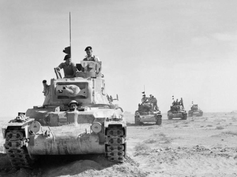 Битва при Газале и её влияние на англо-американскую стратегию в 1942 г.