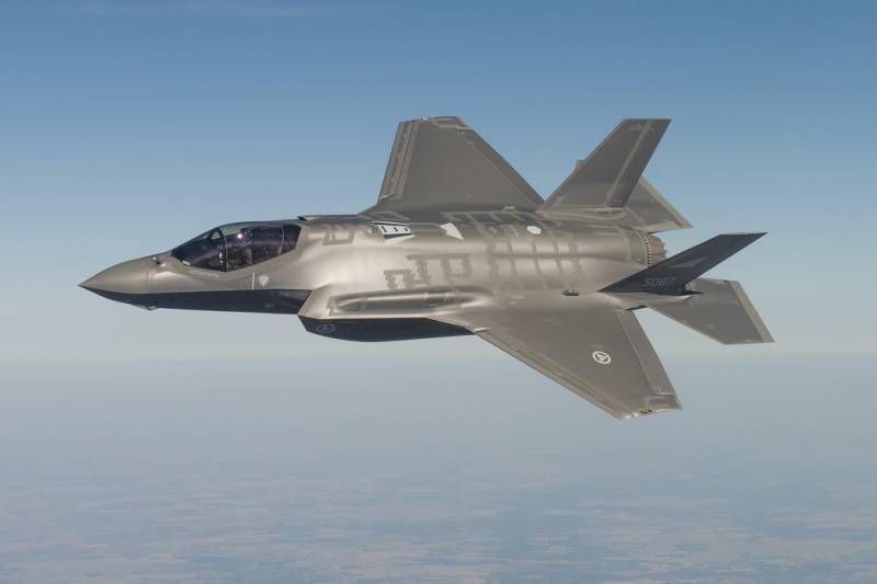 11 стран закупят F-35 на 37 млрд. долл.