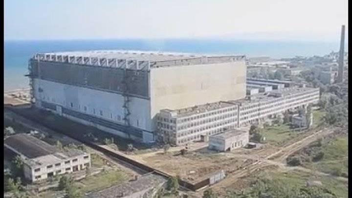 Рогозин: судостроение Крыма способно производить все типы кораблей для ЧФ