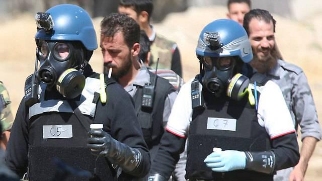 Оппозиция обвинила Дамаск в применении химического оружия