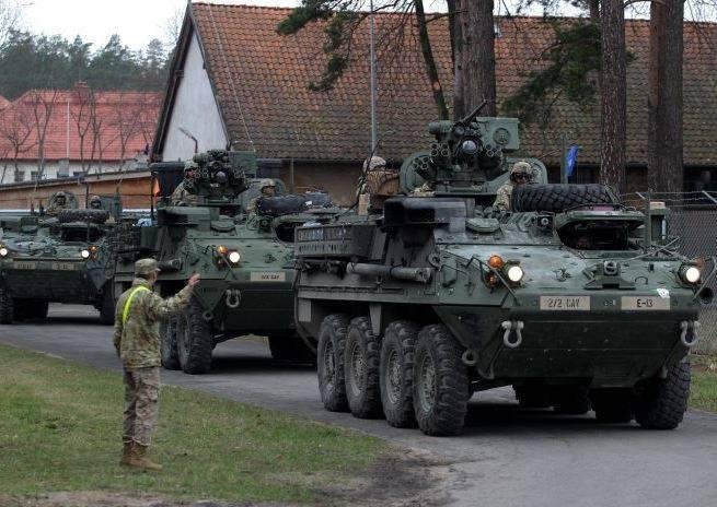 στρατεύματα του ΝΑΤΟ θα είναι υπό διαμετακόμιση μέσω Σλοβακία από 3 - 9 Ιούλιος