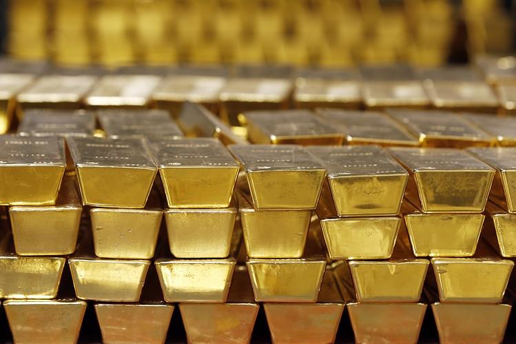 За время западных санкций Россия приросла почти семьюстами тоннами золота