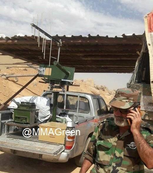 Новое поколение «электронных пушек» в Сирии