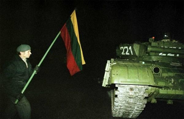 Литовская прокуратура назвала обвиняемыми по делу о событиях в Вильнюсе ещё двоих россиян