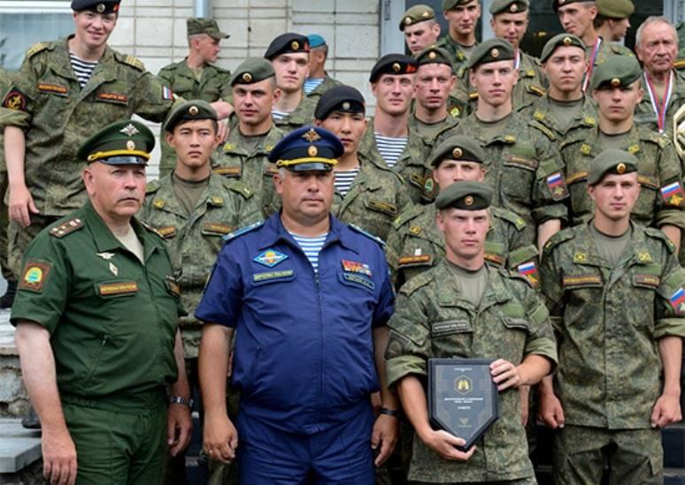 Победителями конкурса «Отличники войсковой разведки» стали представители Новосибирского ВВКУ