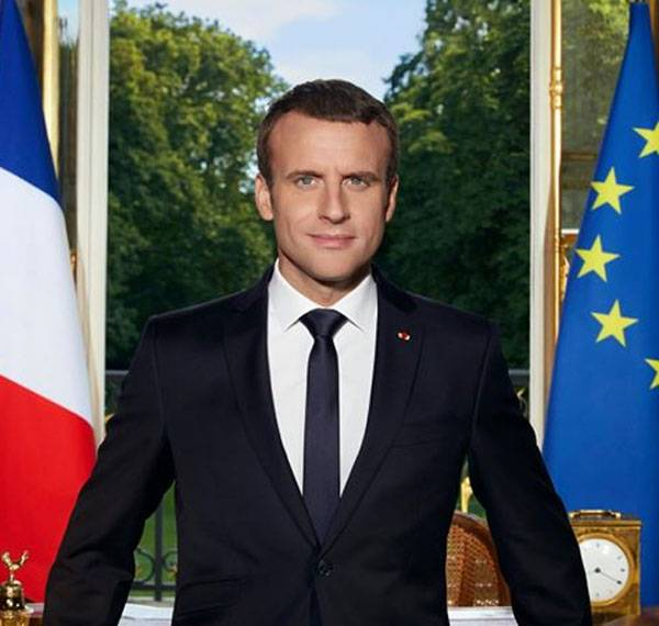 "Macron accused of ""legitimization"" of Bashar Assad"